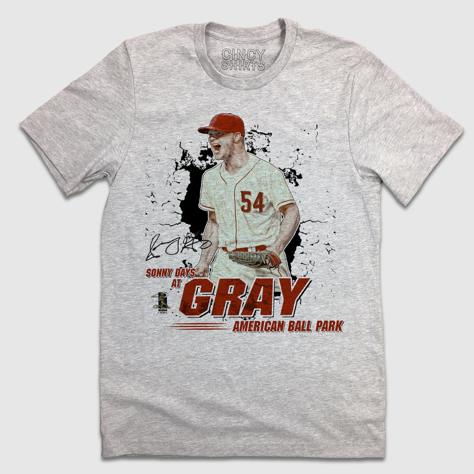Official Sonny Gray MLBPA Tee - Cincy Shirts
