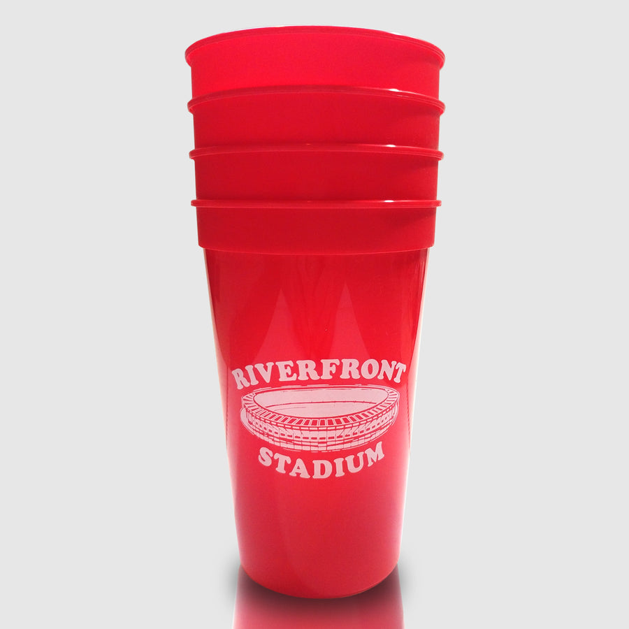 Riverfront Cups - 4 for $10