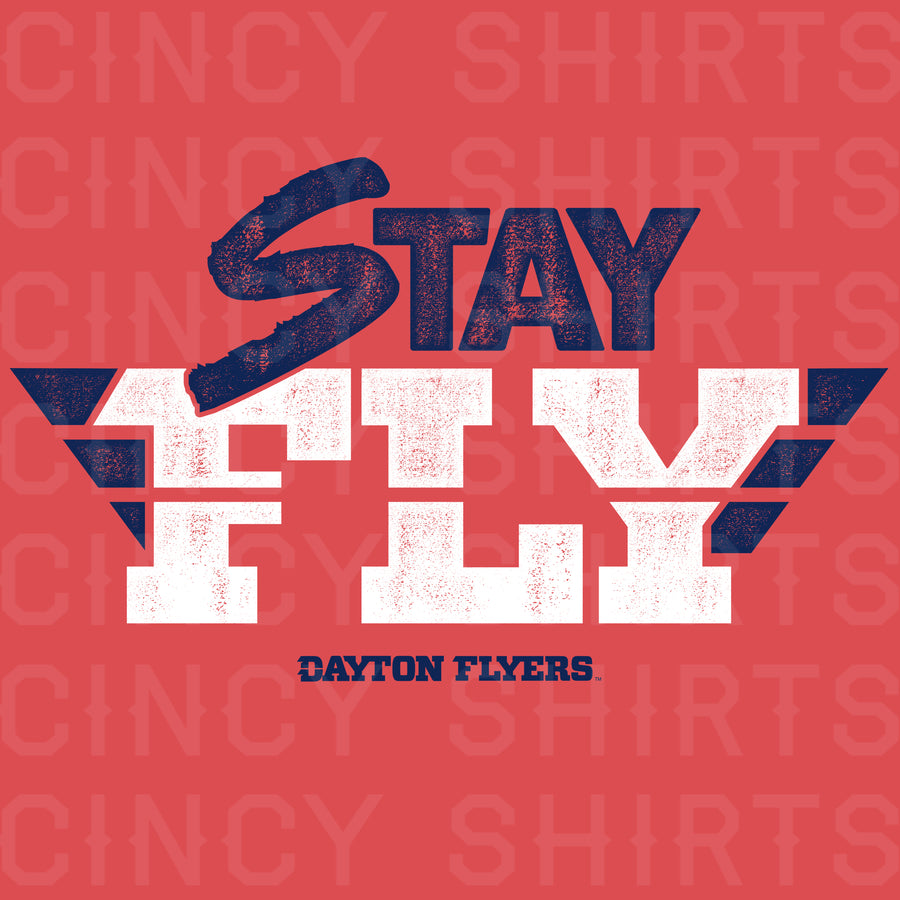 Stay Fly - University of Dayton T-shirt UD
