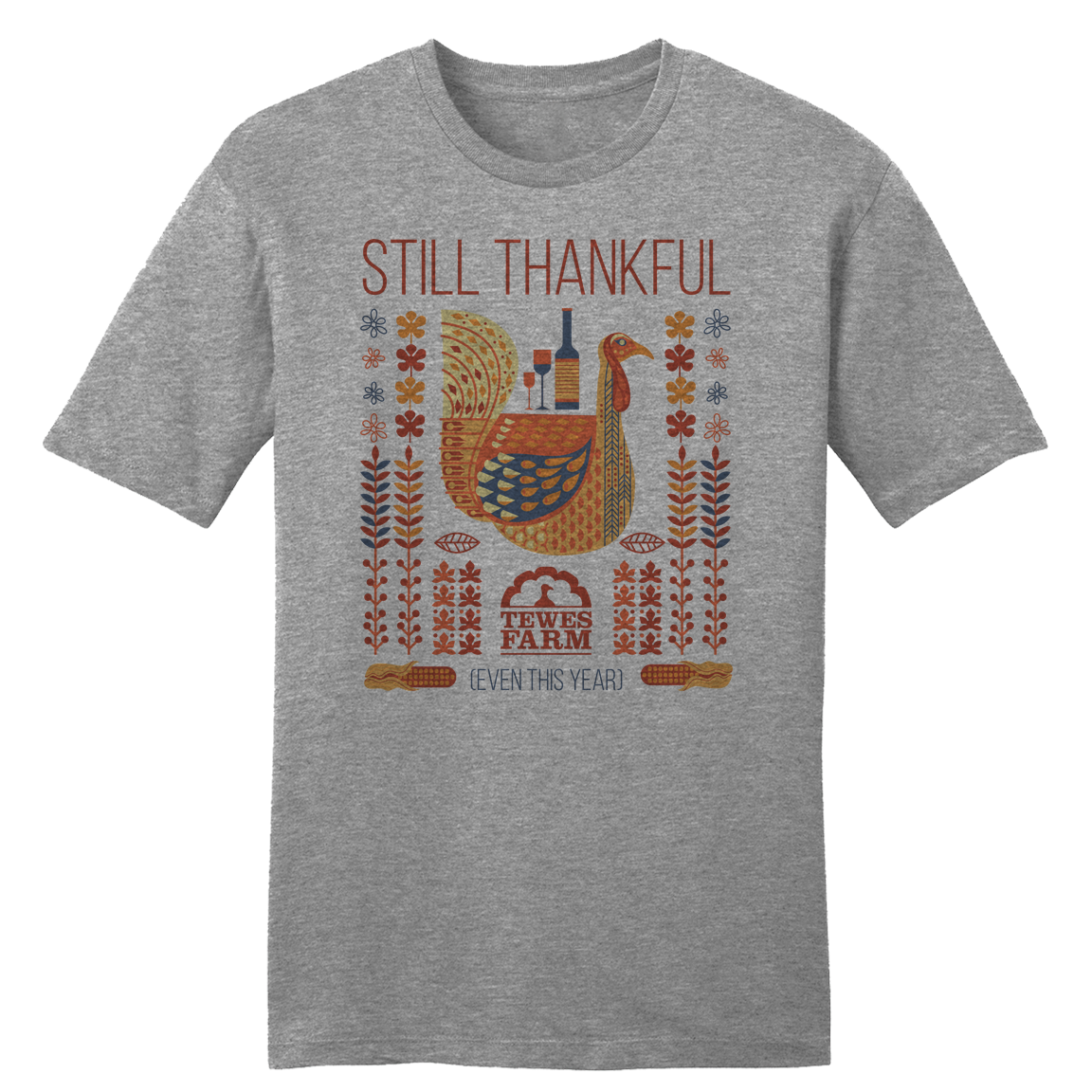 Still Thankful - Cincy Shirts