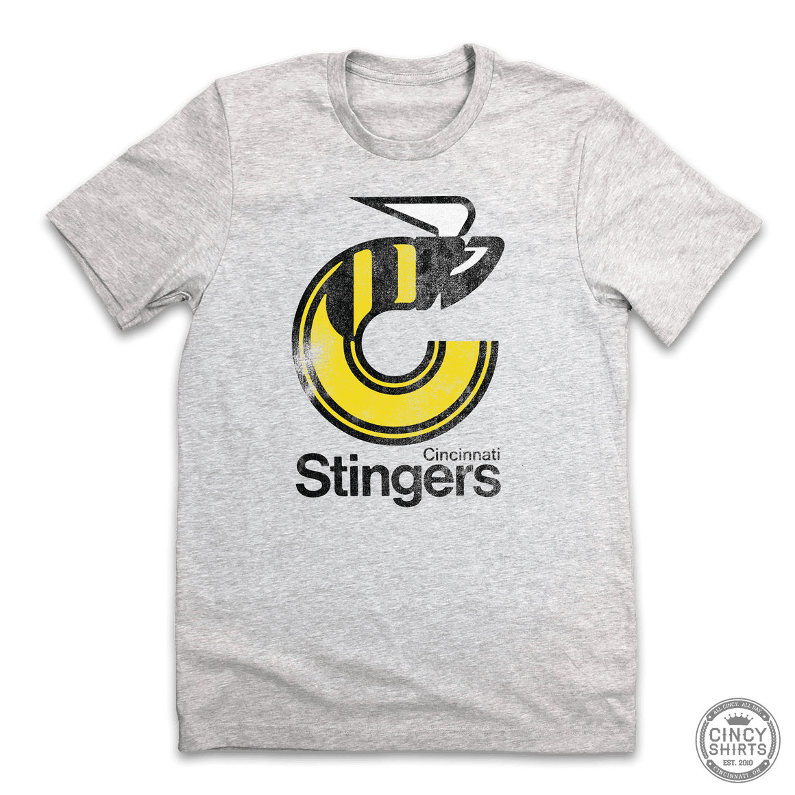 Cincinnati Stingers Tee - Cincy Shirts