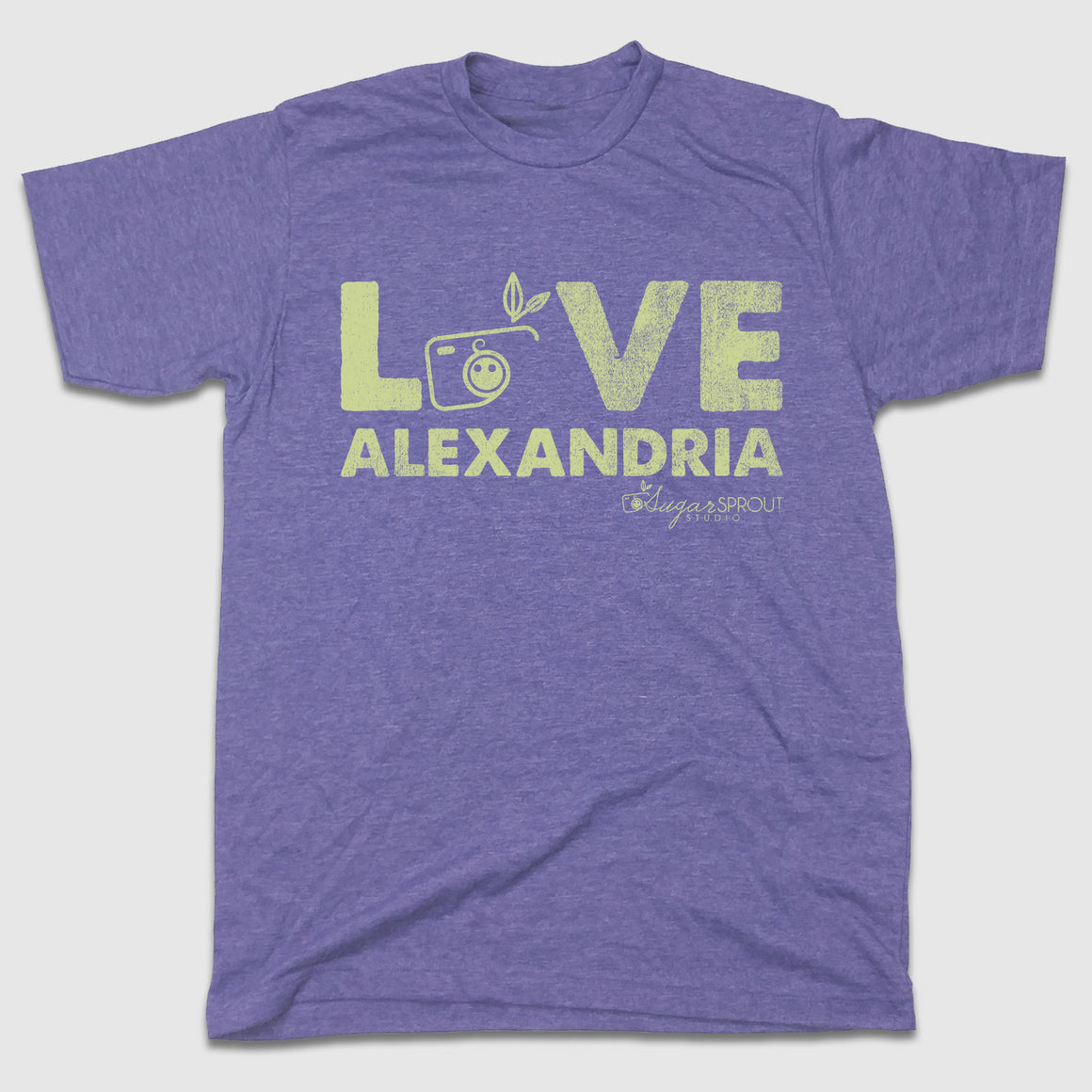 Love Alexandria - Sugar Sprout Studio T-shirt