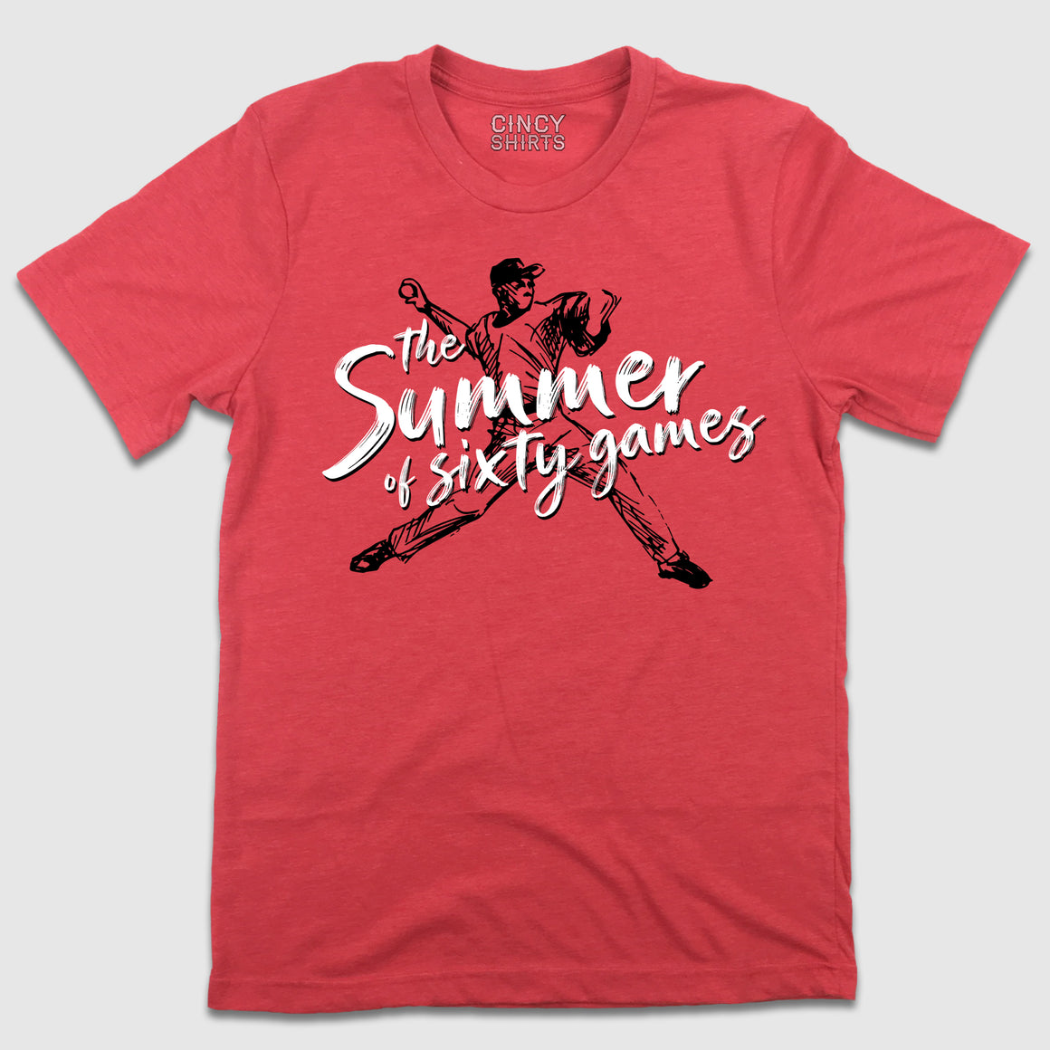The Summer of 60 Games - Cincy Shirts