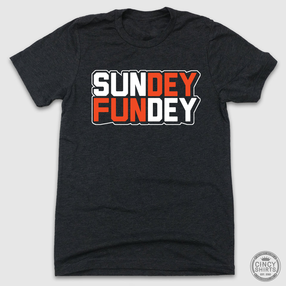 Sundey Fundey - Cincy Shirts