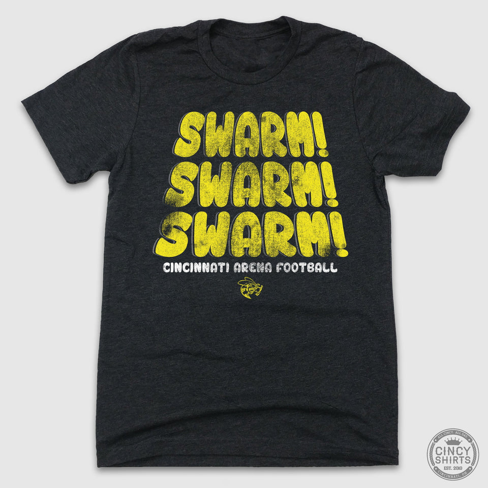 Cincinnati Swarm - Cincy Shirts