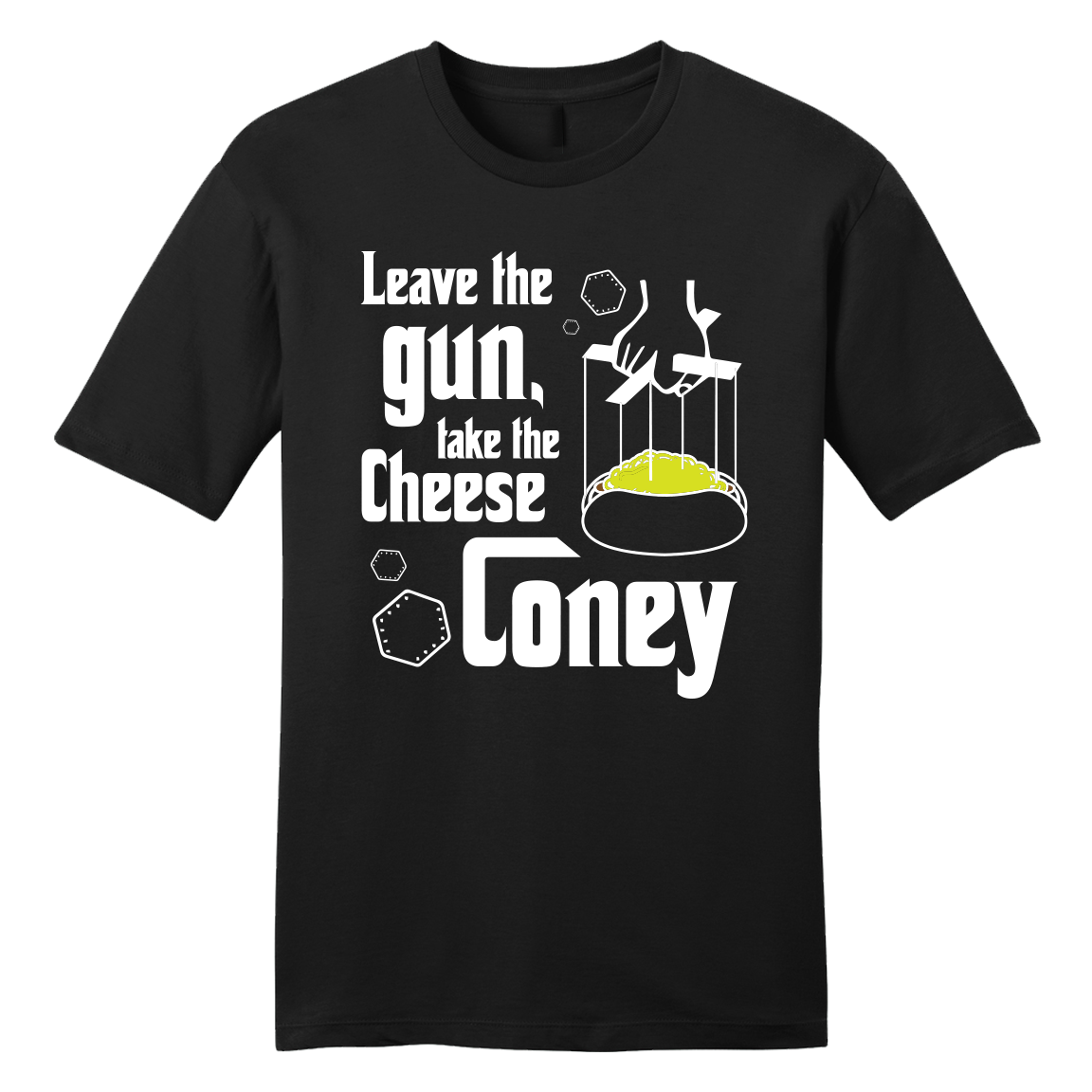 Leave the Gun, Take the Coney - Cincy Shirts