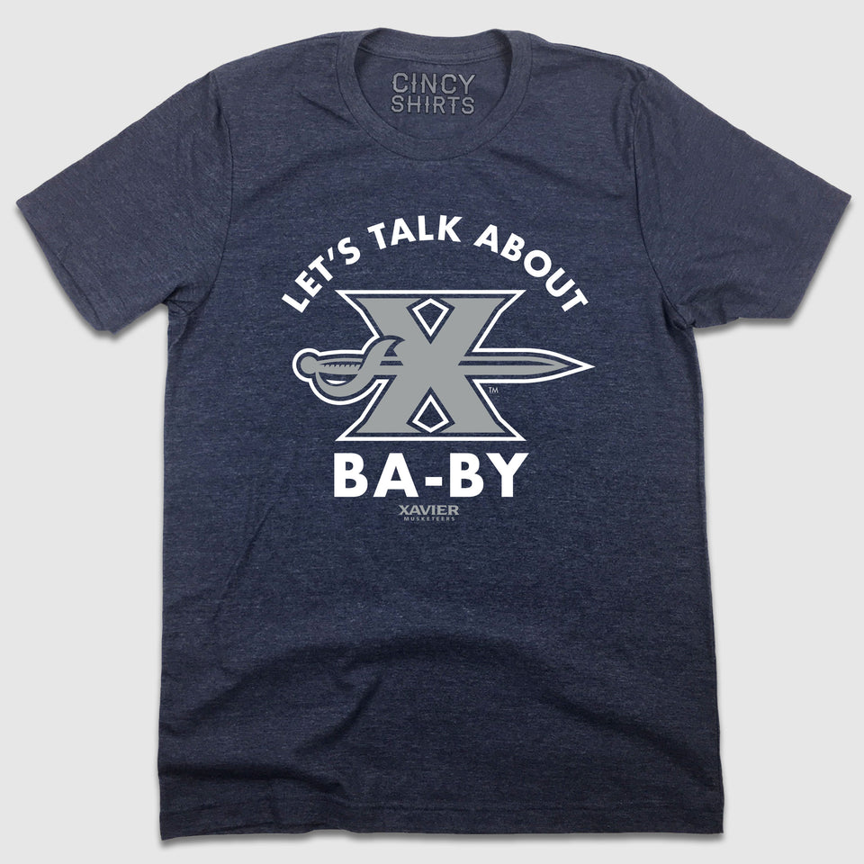 Let's Talk About X Baby - Cincy Shirts