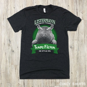 Listermann Brewing Team Fiona Beer T-shirt