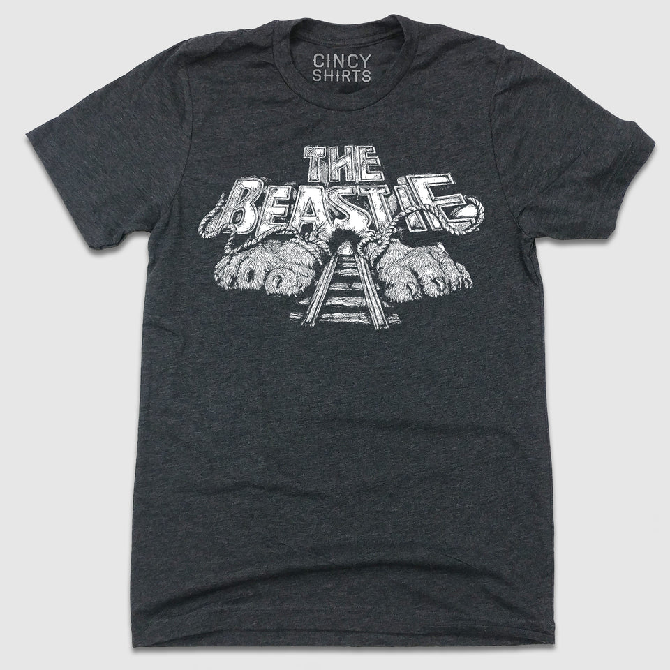 The Beastie T-shirt roller coaster