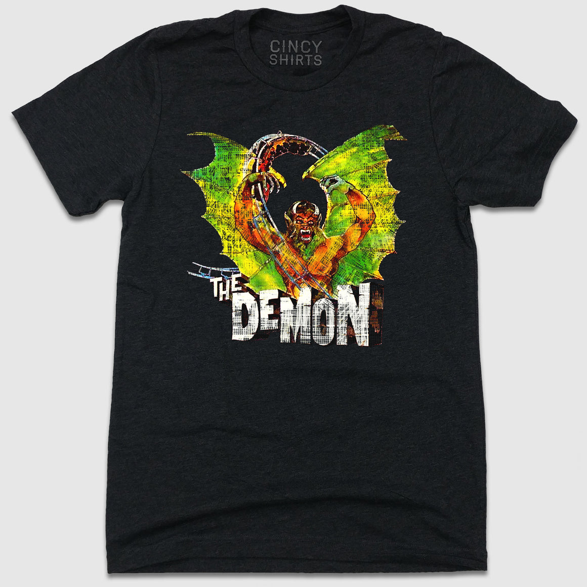 The Screamin Demon - Cincy Shirts