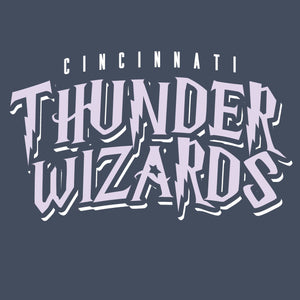 Cincinnati Thunder Wizards Basketball - Adult & Youth Sizes
