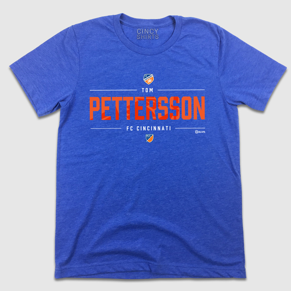 Official Tom Pettersson MLSPA Tee