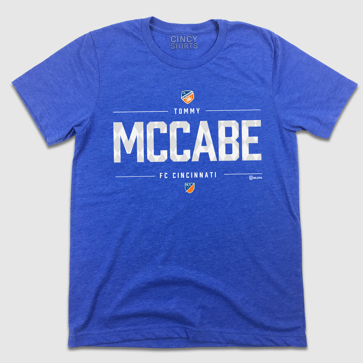 Official Tommy McCabe MLSPA Tee