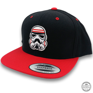 Mr. Trooper Legs Flat Bill Hat