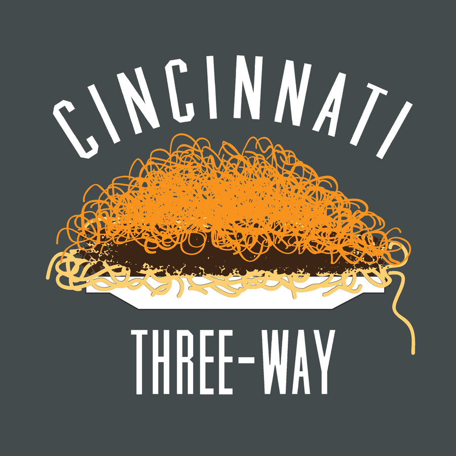 Cincinnati Chili 3-Way Hooded Sweatshirt - Cincy Shirts