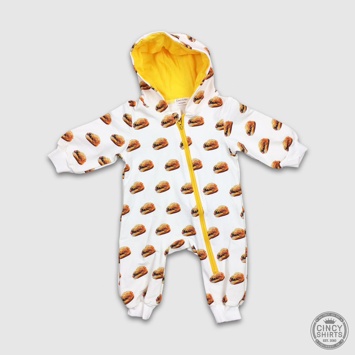 Infant Chili Romper
