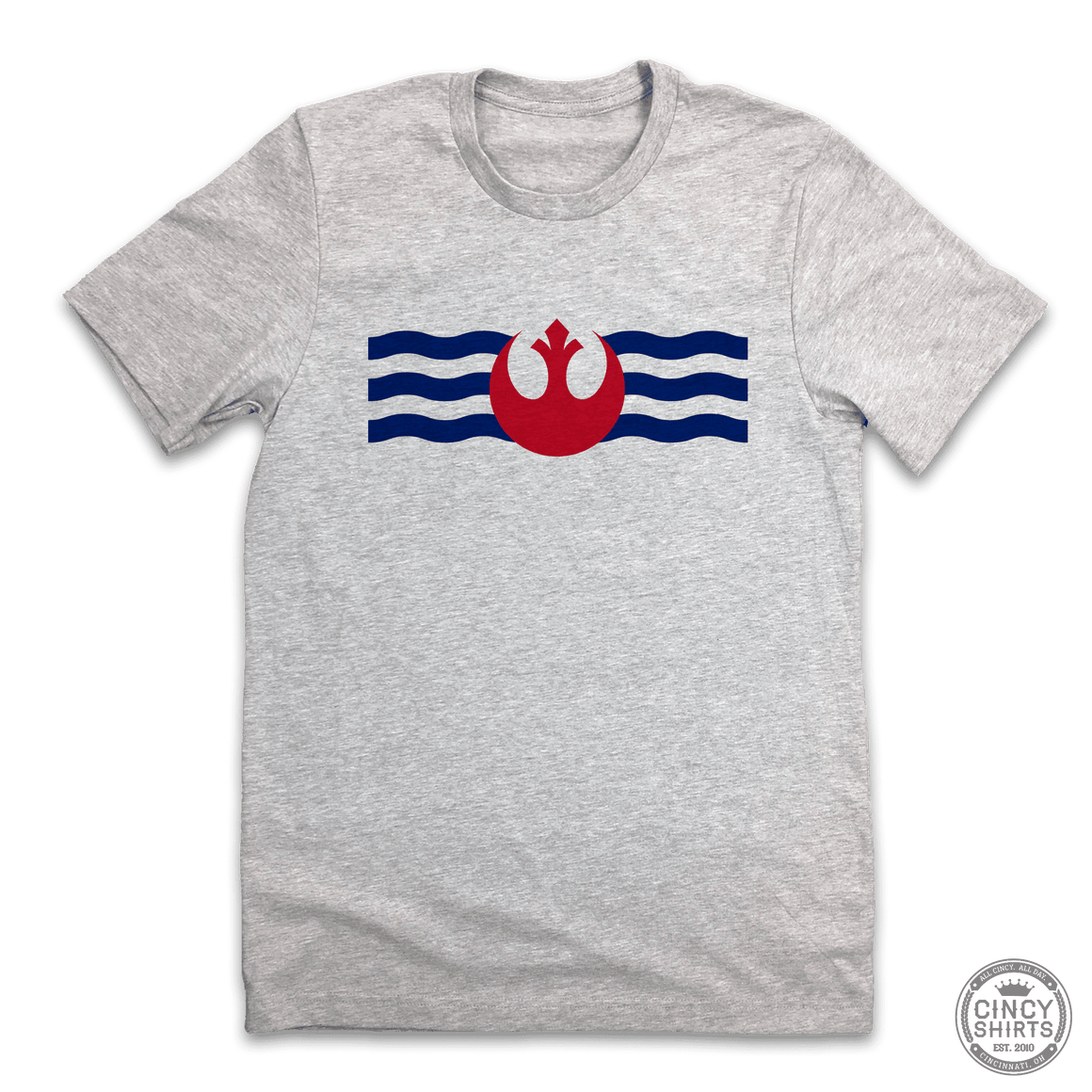 Cincinnati Rebel - Cincy Shirts