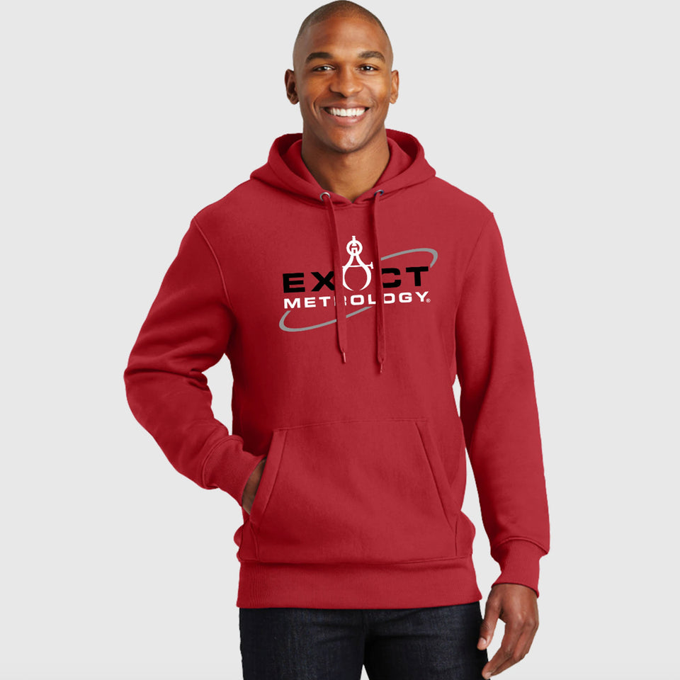 Exact Metrology Sport-Tek Super Heavyweight Pullover Hooded Sweatshirt - Cincy Shirts