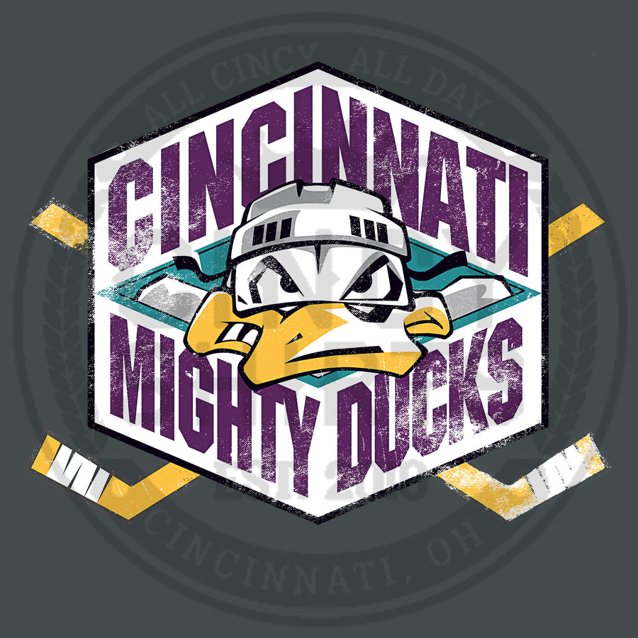 Mighty Ducks - Cincy Shirts