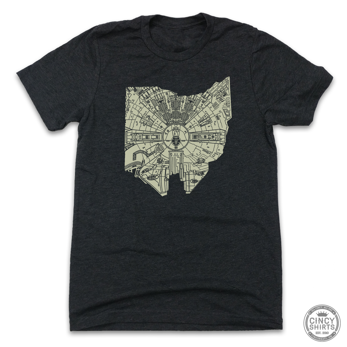 Ohioan Falcon - Cincy Shirts