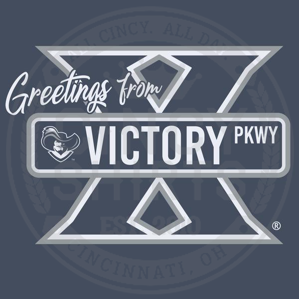 Greetings From Victory PKWY - Cincy Shirts