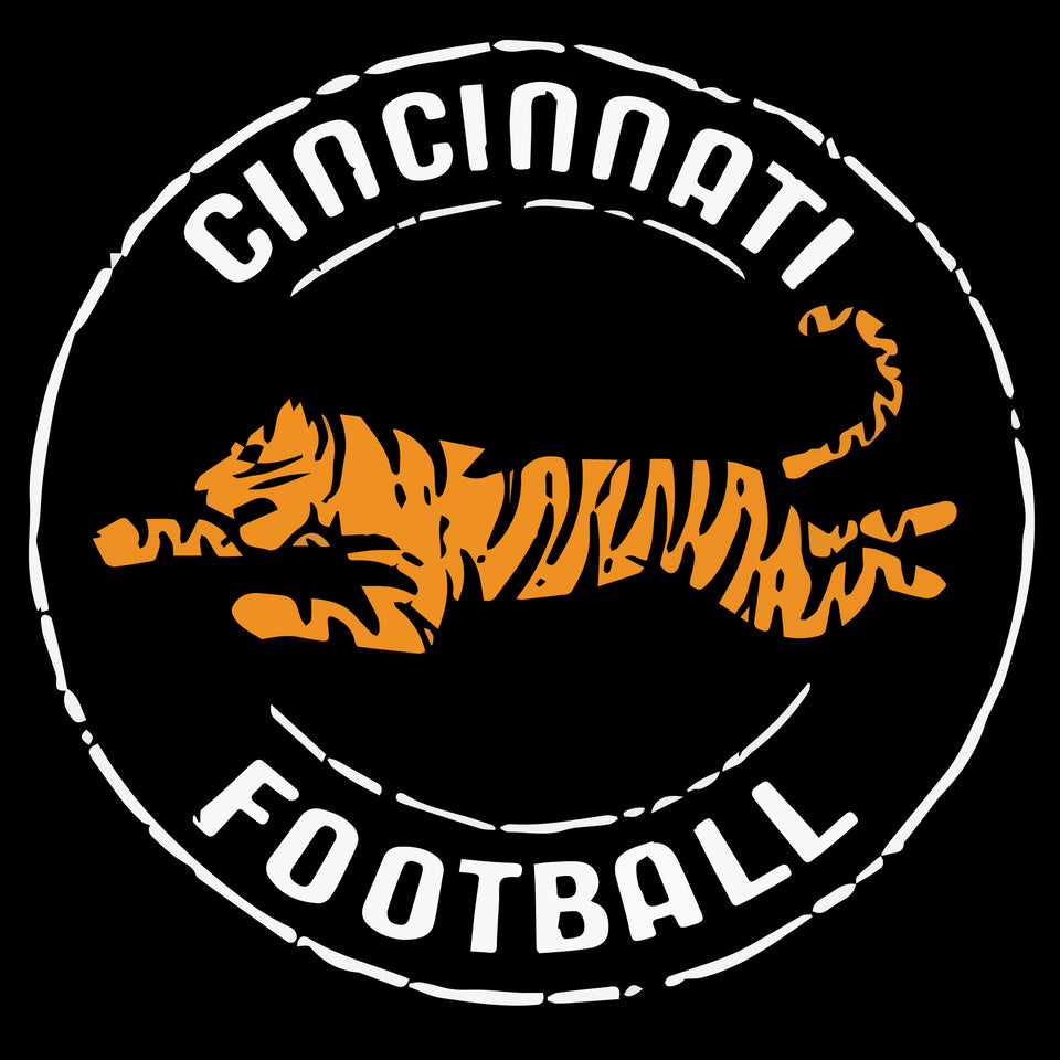Vintage Cincy Football - Cincy Shirts