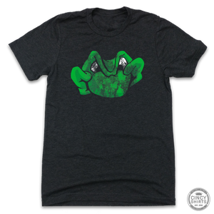 WEBN Distressed Frog - Cincy Shirts