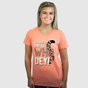 My Favorite Day Is Who Dey