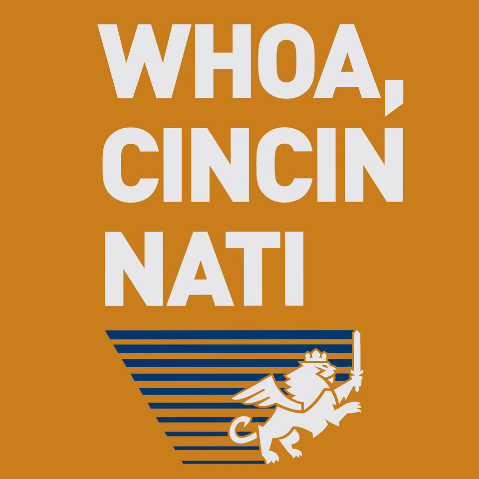 Whoa, Cincinnati! - Cincy Shirts