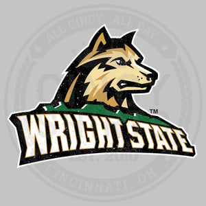 Wright State Raiders Logo - Cincy Shirts