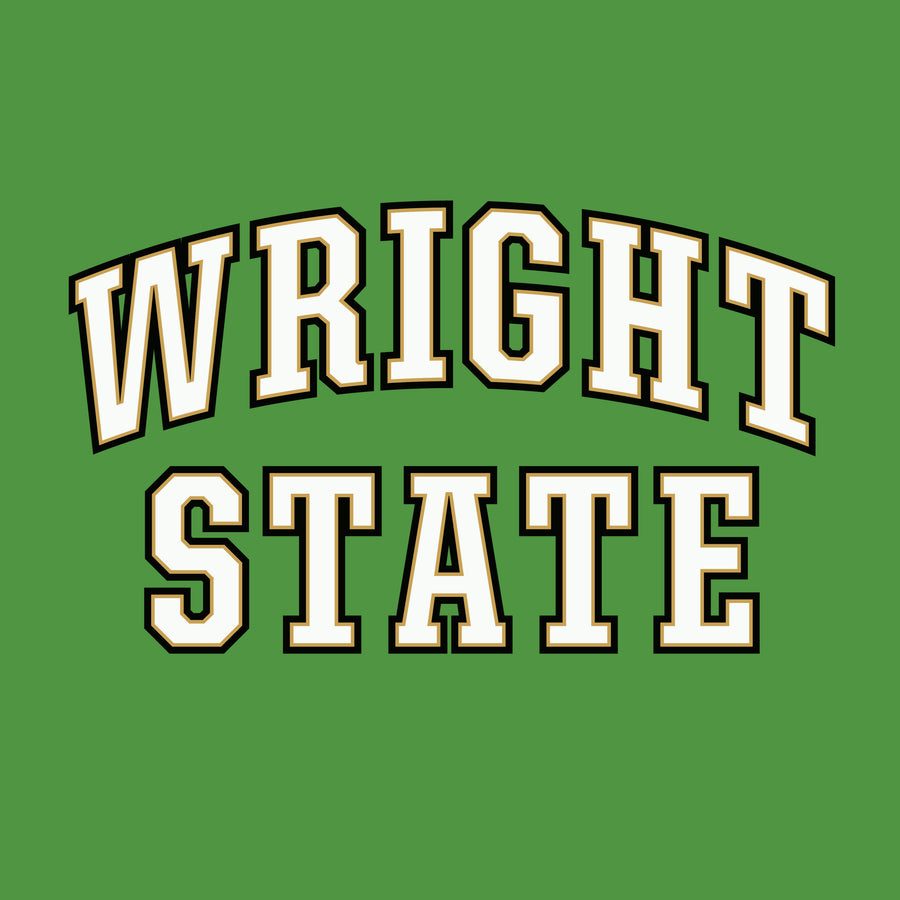 Wright State - Text Logo T-shirt