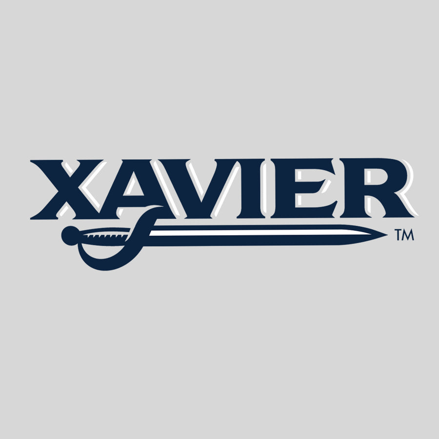 Xavier University Sword Logo - Cincy Shirts
