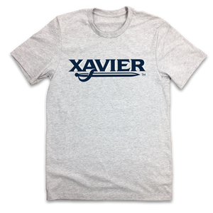 Xavier University Sword Logo T-shirt