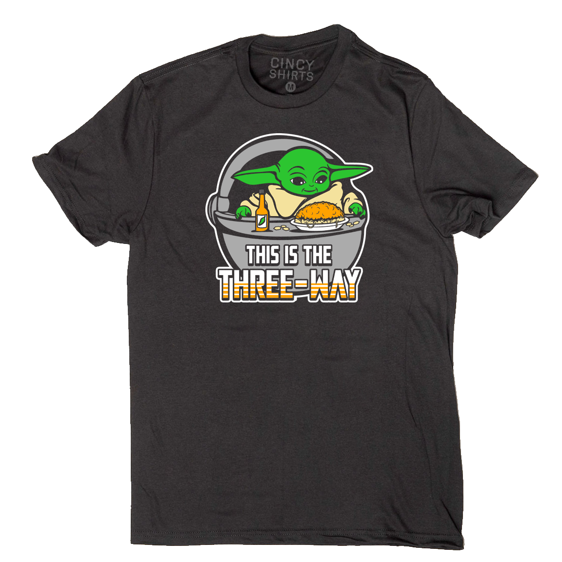This is the Three-Way - Cincy Shirts