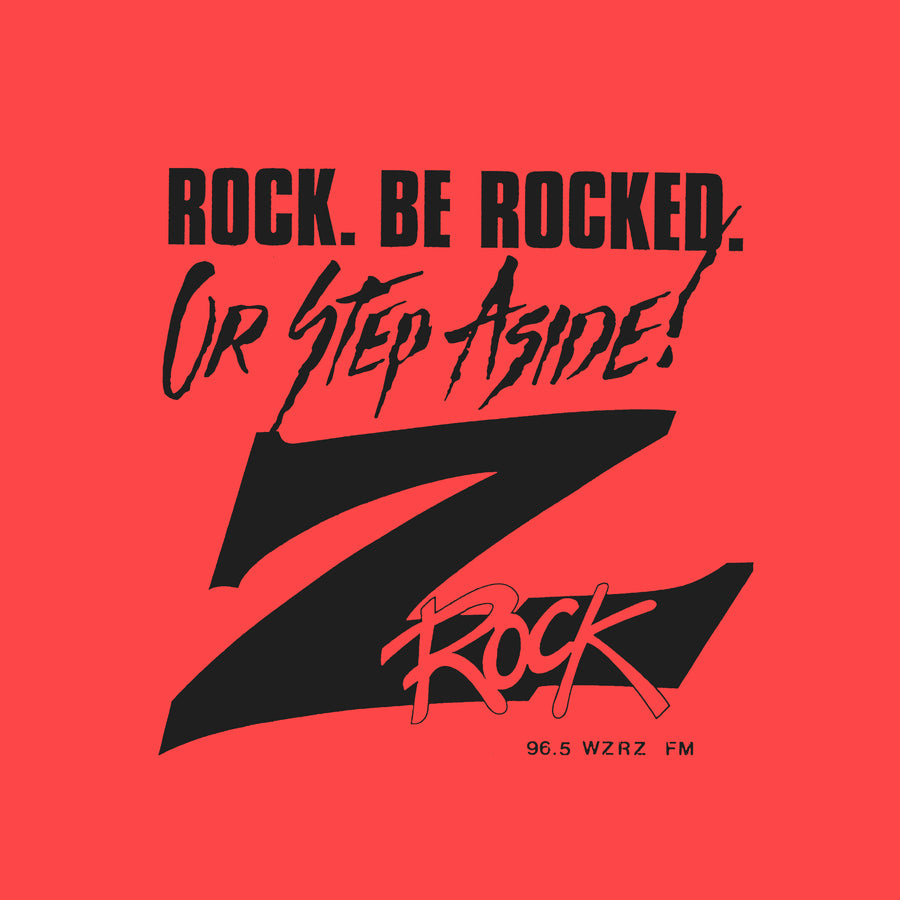Z Rock Radio T-shirt