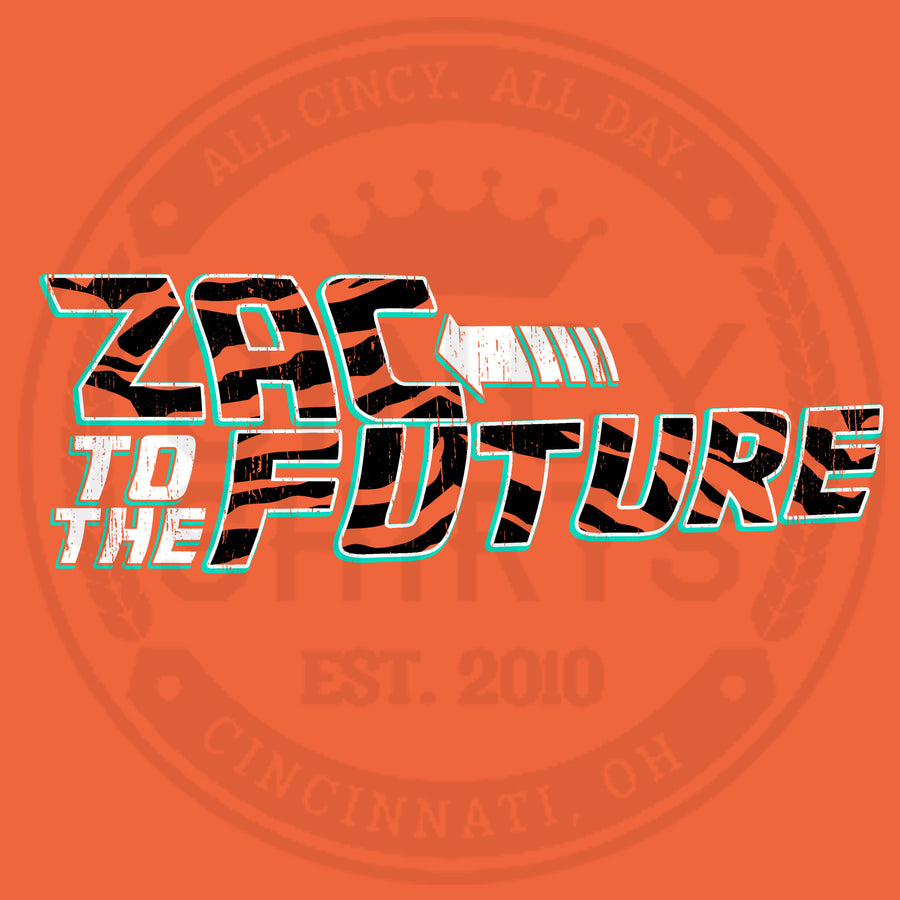 Zac to the Future