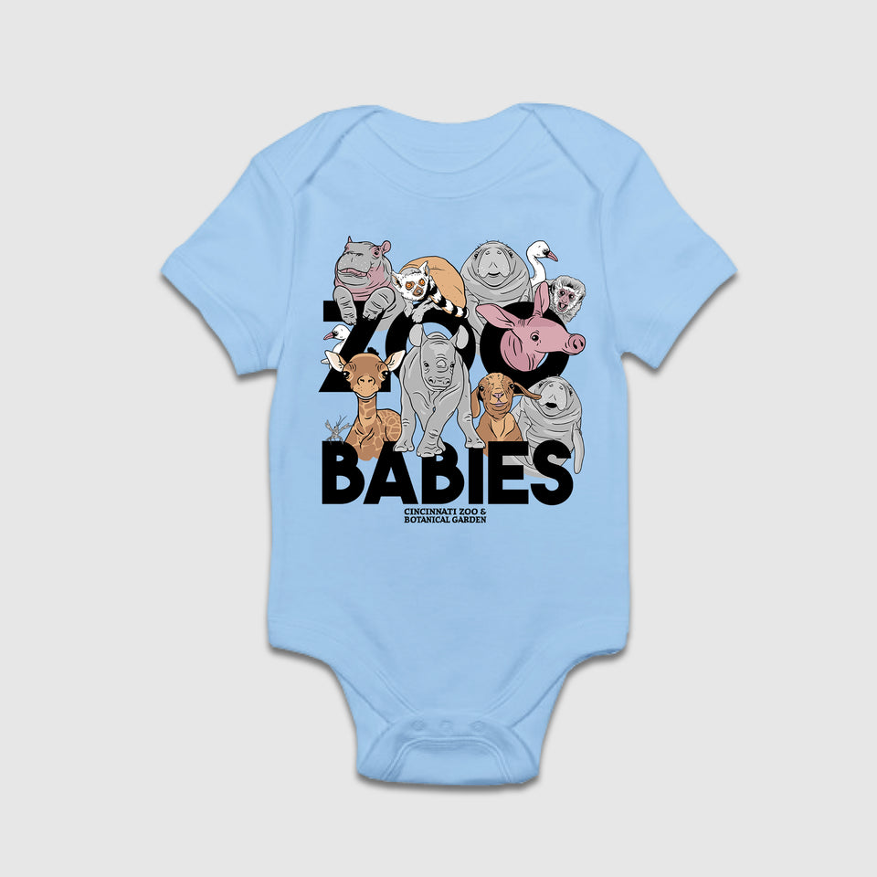Cincinnati Zoo Babies - Youth Sizes - Cincy Shirts