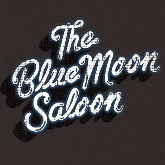 Blue Moon Saloon - Unisex Tee