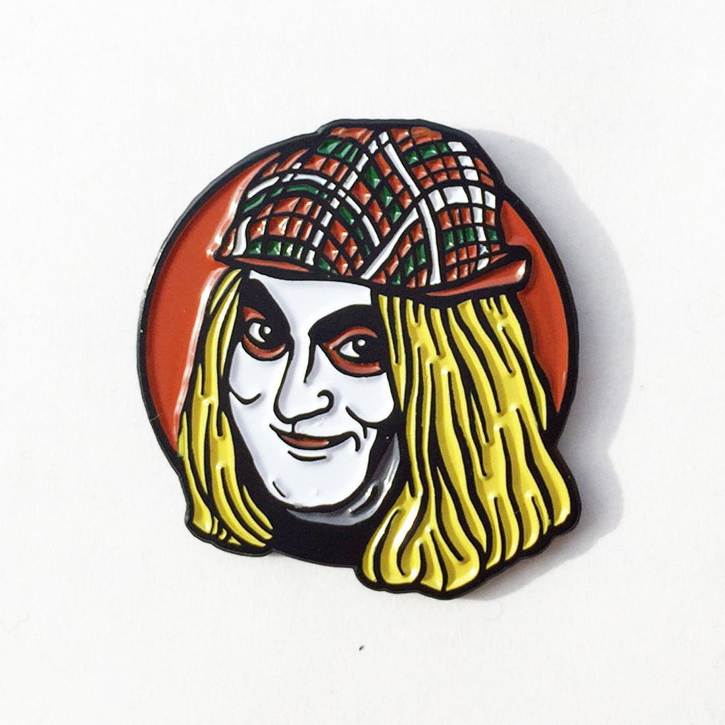 Cool Ghoul Enamel Pin