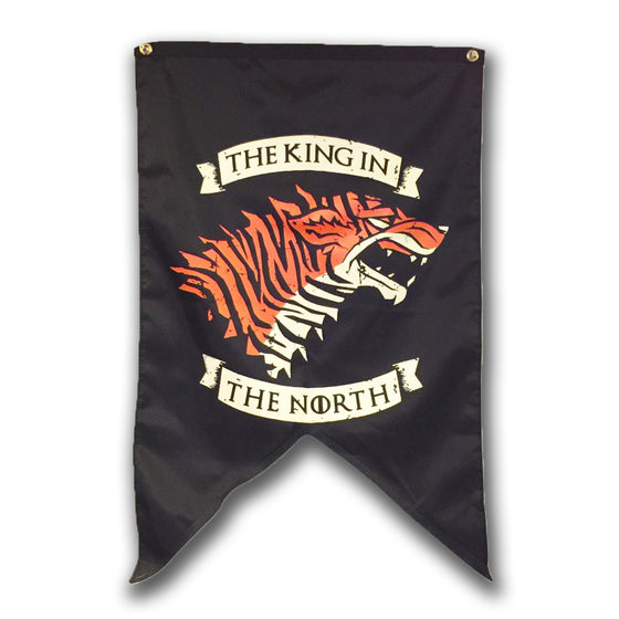 The King in the North - Flag