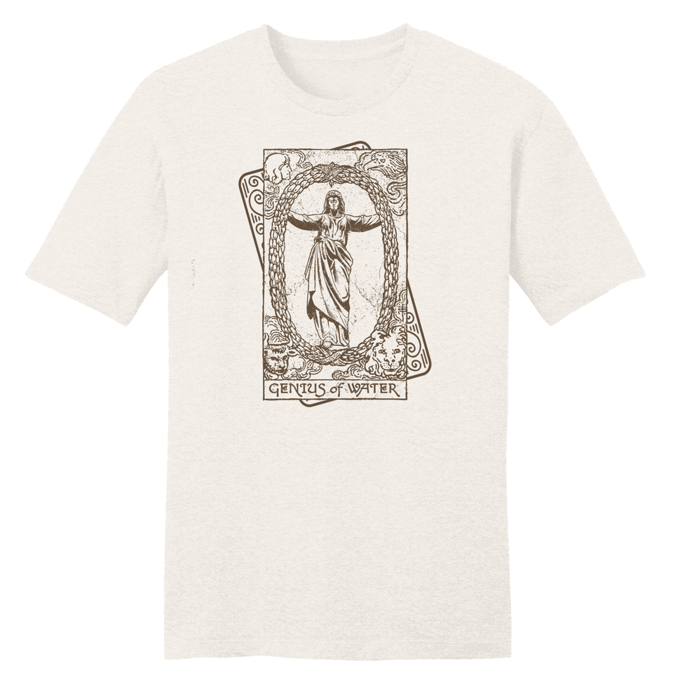 Genius of Water - Tarot - Cincy Shirts