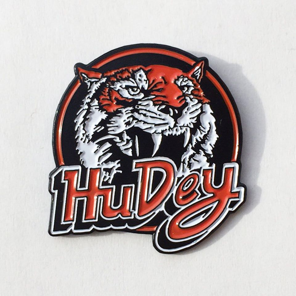 HuDey Beer - Enamel Pin - Cincy Shirts