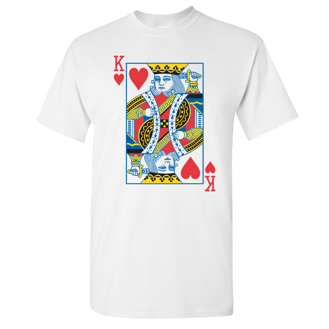 King of Hearts - Cincy Shirts