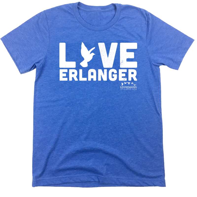 Love Erlanger - Linnemann Family Funeral Home - Cincy Shirts