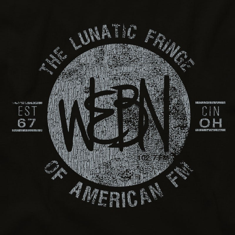 WEBN Lunatic Fringe Est 67 - Cincy Shirts