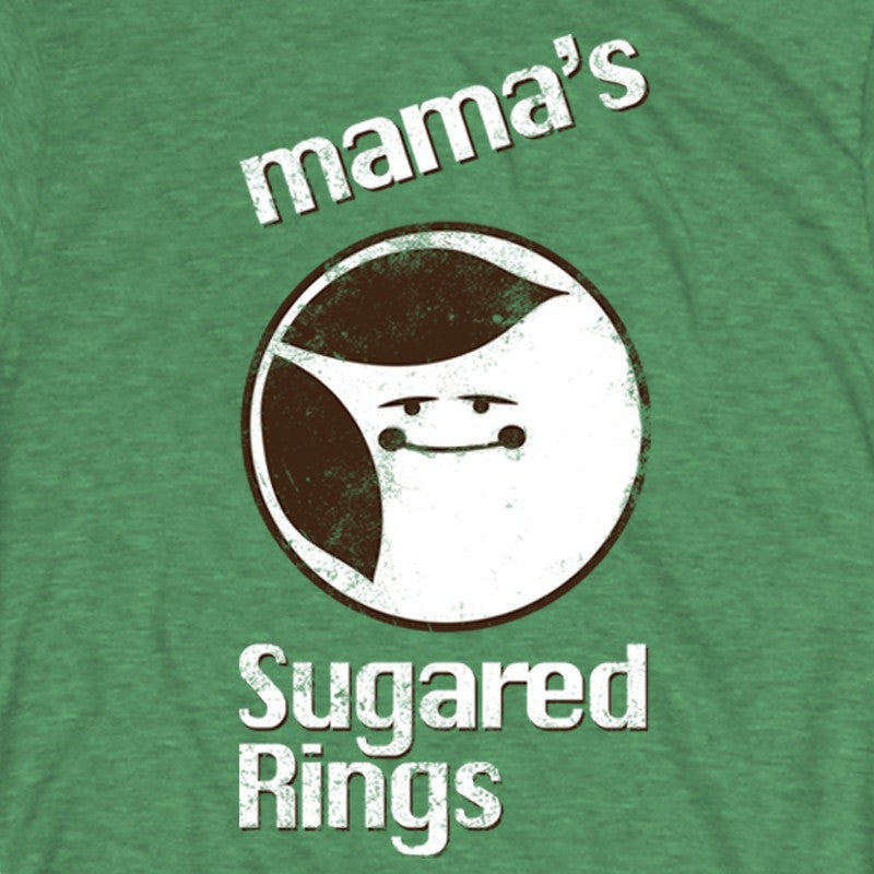 Mama's Cookies - Sugared Rings - Unisex Tee