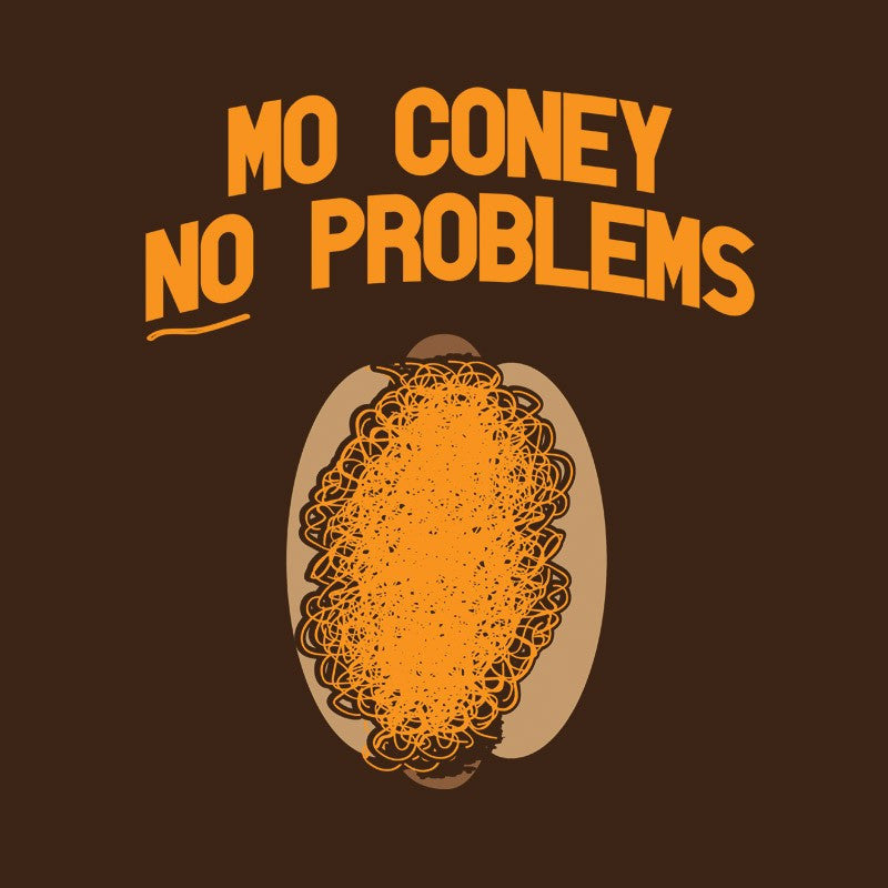 Mo Coney No Problems T-shirt