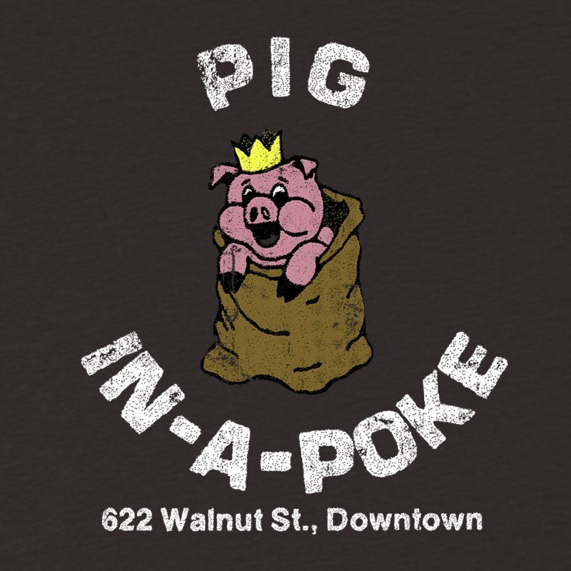 Pig In A Poke - Unisex T-Shirt