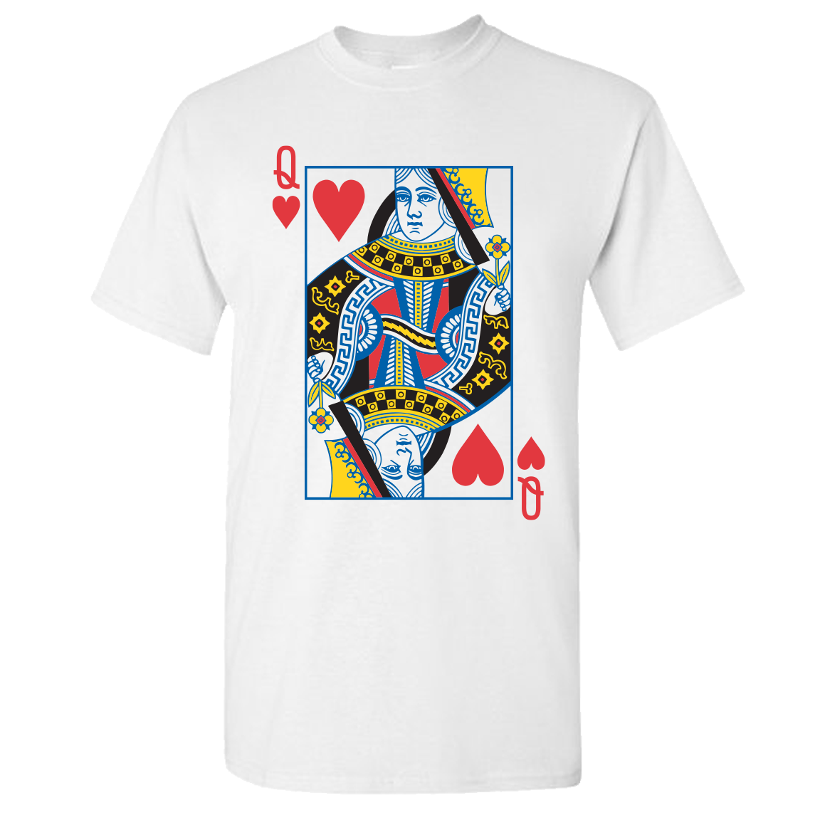 Queen of Hearts - Cincy Shirts