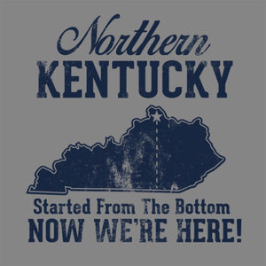 Started from the bottom-NKY image